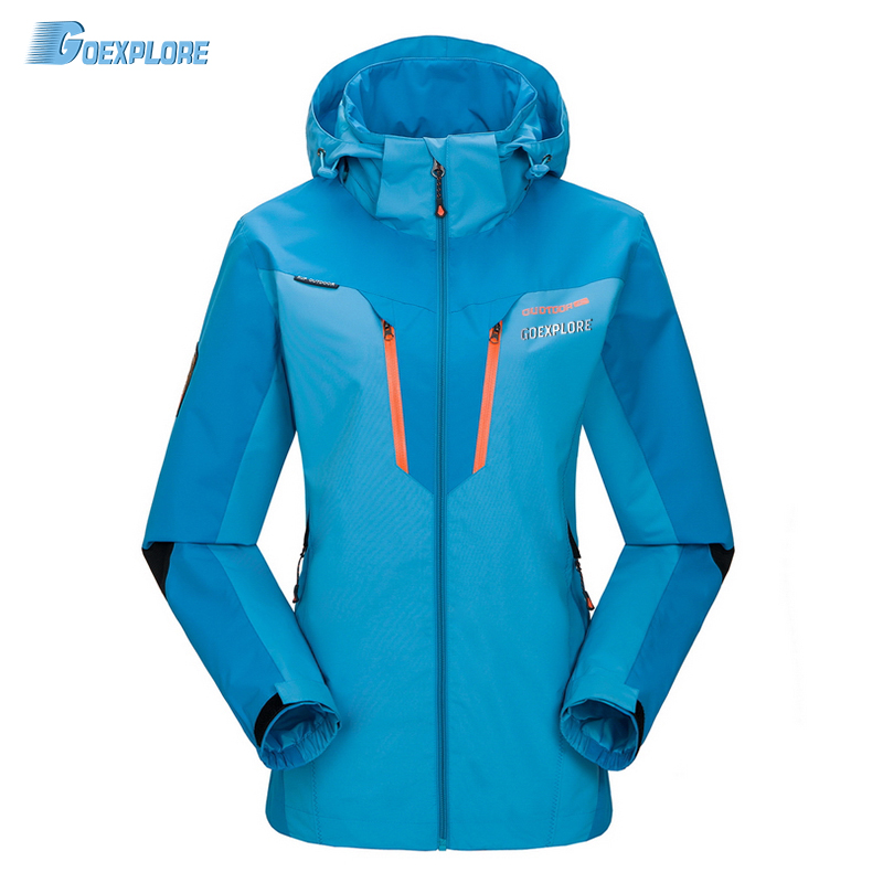Compare Prices on Women Waterproof Breathable Running Jacket ...