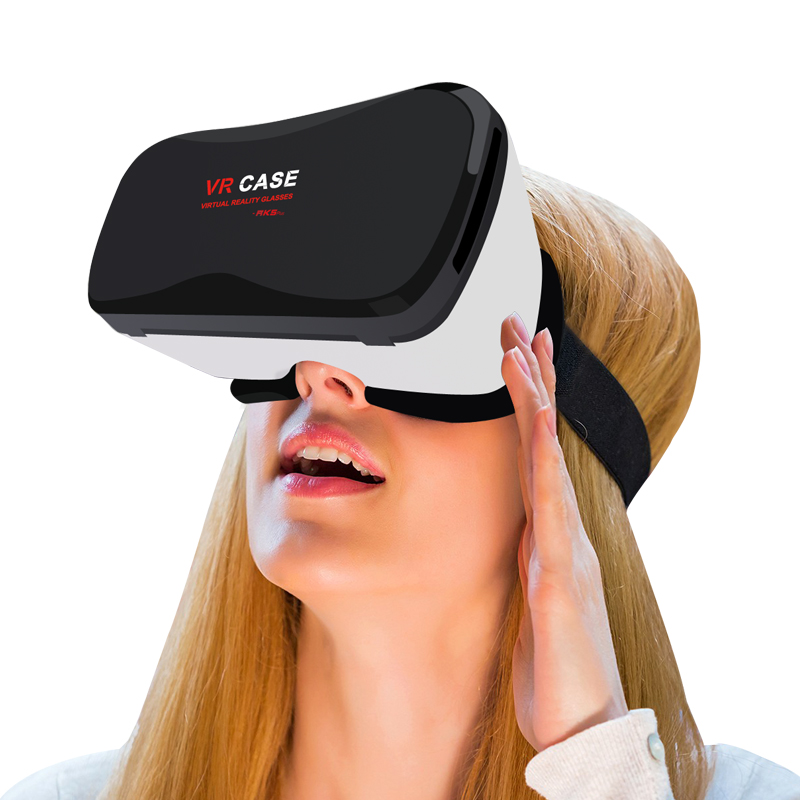 Hot Toy Store Direct Vr Glasses Headset 3d Game Virtual Reality Glasses New Mini Vr Gift Wholesale Toys For Boys Kids Girls