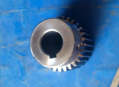 Spur Gear pinion 1.5M 1.5 mod gear rack 30teeth and 18teeth bore 14 mm keyway 5mm 45 steel cnc rack and pinion
