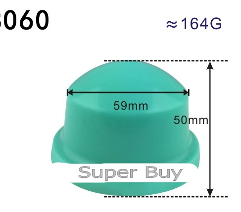 Silicone Rubber Pad Head For Pad Printing Machine Size Dia 59mm