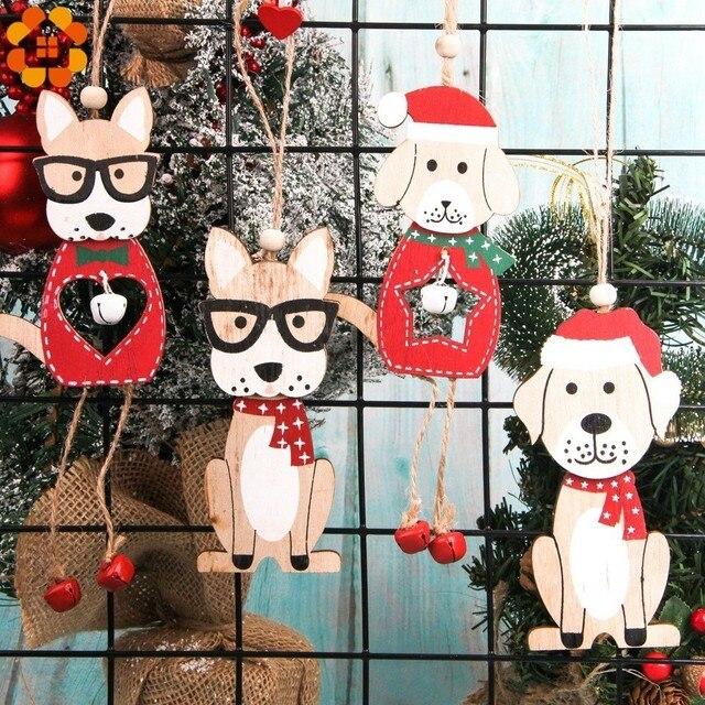 Dog Cute Christmas  Pendants  1
