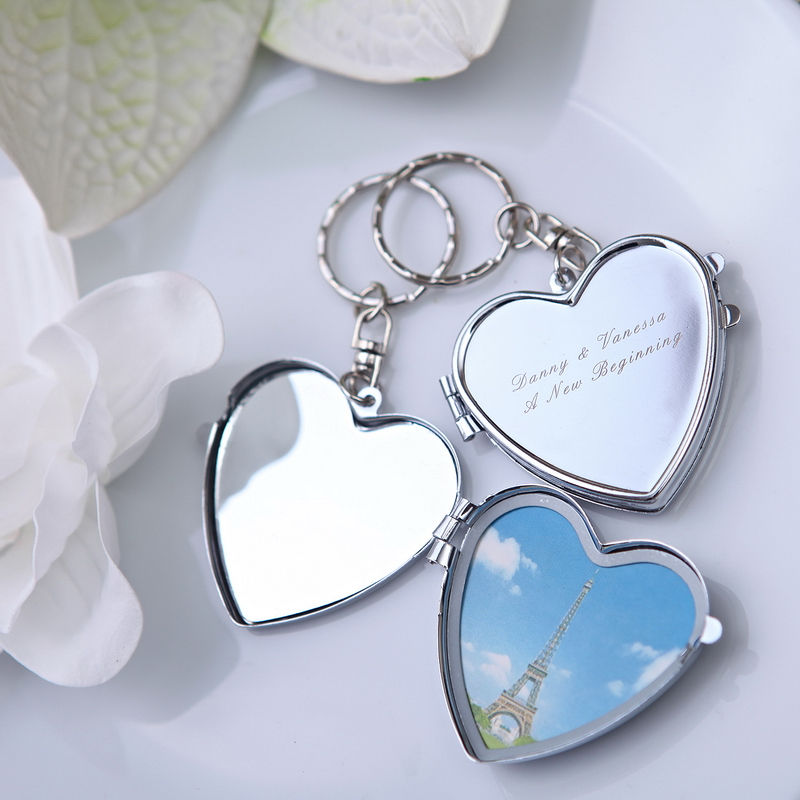 personalized mirror keychains promotion shop for