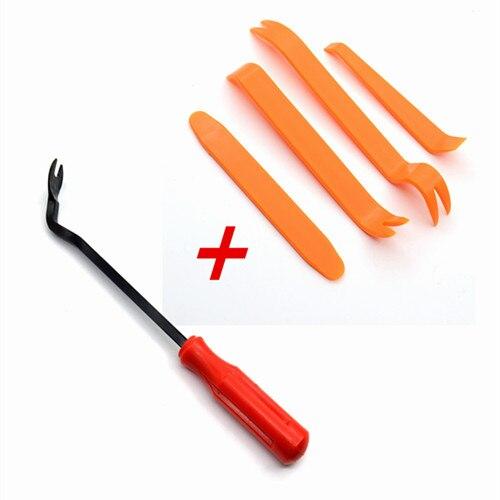 Инструмент для удаления крепежа автомобиля, пластиковая отделка, удаление тире, заклепки, зажимы, автомобильная Дверная панель, монтажная крышка, инструмент для ремонта, переносная застежка
