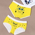 High Quality Cotton Underpants Cute Cartoon Underwear Breathable Comfortable Men Boxer Shorts Cartoon Panties Couple Mens Boxers