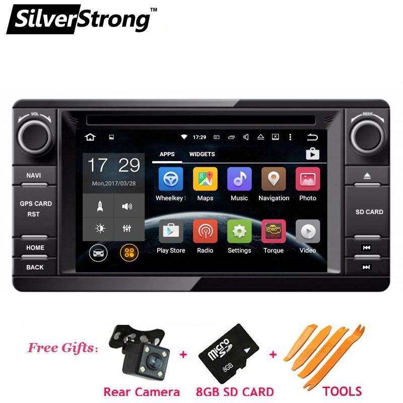 SilverStrong Android7.12 2Din Radio Car DVD GPS For MITSUBISHI OUTLANDER 2017 2014 2015 2016 GPS for PAJERO ASX 4G Radio BT 4.0 silverstrong 8inch 2din android7 1 radio car dvd for suzuki sx4 mp4 mp3 radio navitel gps navi