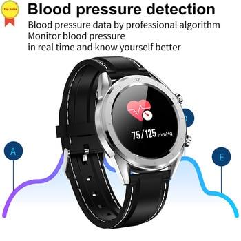 new Smart Watch ECG Blood Pressure Heart rate Monitor Pedometer Sport Bracelet Fitness Tracker Sleep Monitor watch for men women