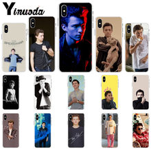 Yinuoda Tom Holland Soft Shell Phone Cover for Apple iPhone 8 7 6 6S Plus X XS MAX 5 5S SE XR Cover(China)