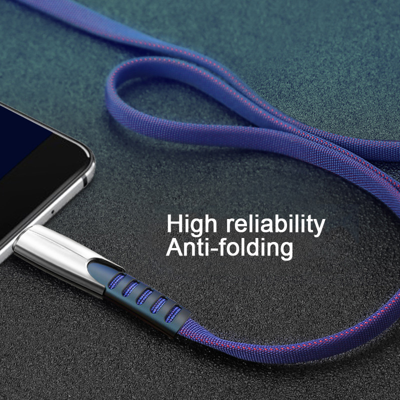 Suntaiho 3A USB Type C for Samsung Galaxy S10 S9 S8 Plus USB-C Mobile Phone Fast Charging Type-C Cable for xiaomi redmi note 7