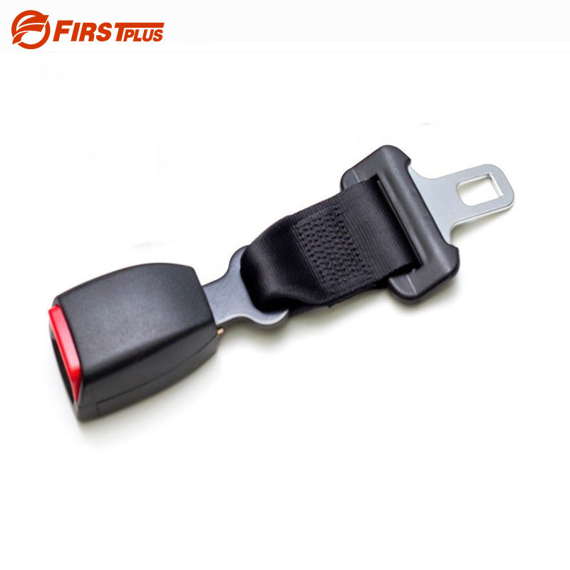 E24 Safe Certification Car Seat Belt Extender Automotive Seatbelts Extension Safety Belts Clip Extenders For Cars - Black Grey iPhone 8
