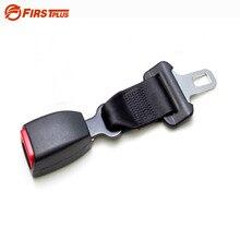 E24 Seguro Certificación Extensor de Cinturón de seguridad Del Automóvil Coche Cinturones de Seguridad Cinturones de Seguridad de Clip Extender Extensión Para Coches-Negro Gris
