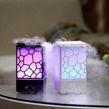 Dyfuzor olejków eterycznych 200ML rozpylacz zapachów ultradźwiękowy nawilżacz atomizacja rozpylacz zapachów domowych spray office oczyszczacz powietrza
