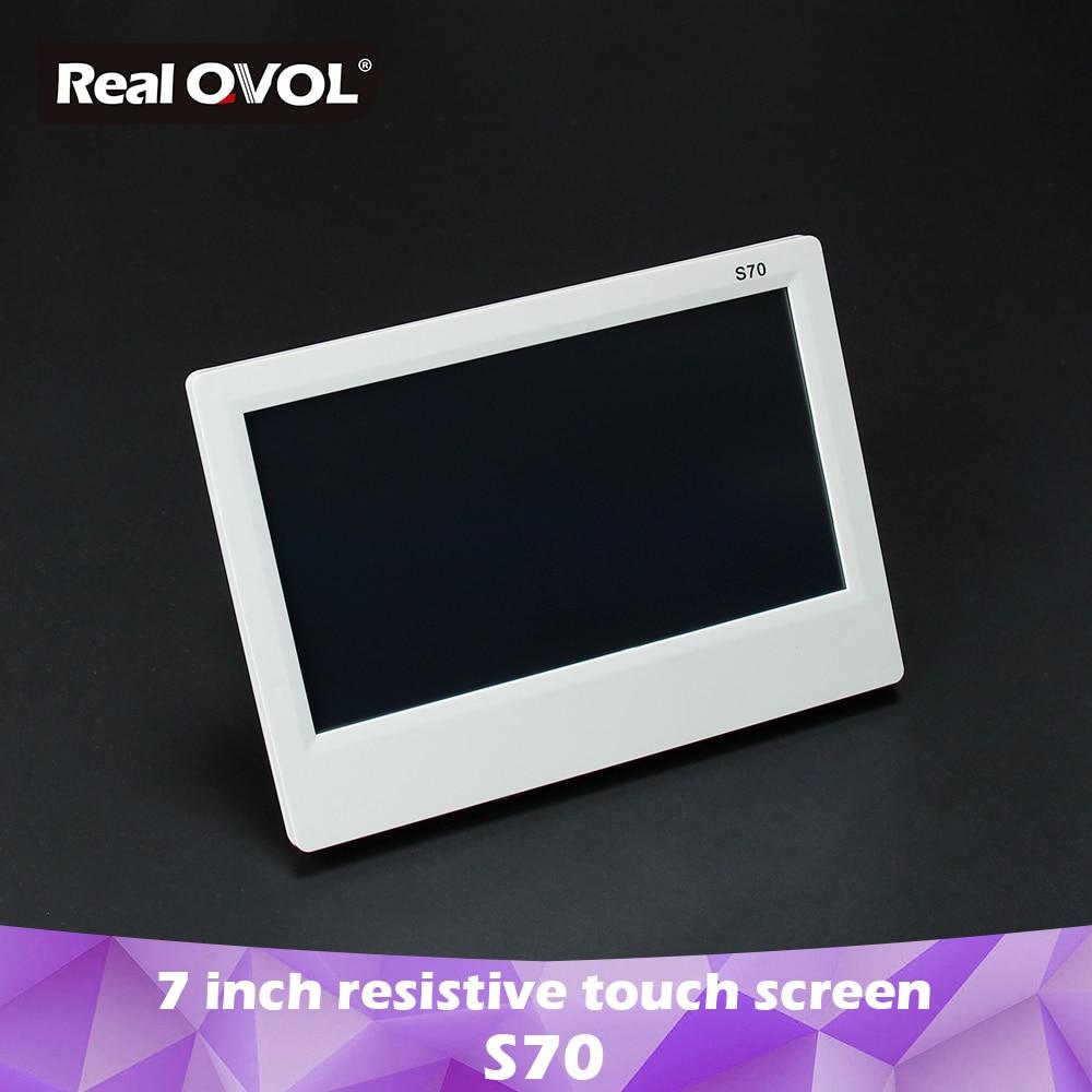 Nanopi Duo Starter Kit Include Acrylic Case Mini Shield Wiringpi Friendlyarm S70 7inch Touch Screen Resistance Display For Tiny6410 Mini6410 Tiny210 Mini210s
