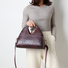 YILIAN new 2019 fashion European and American handbag single shoulder bag large capacity ladies bagST2676 цена и фото