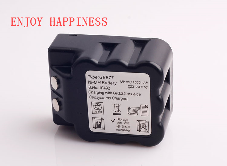 GEB77 Battery Pack For Leica Surveying  InstrumentGEB77 Battery Pack For Leica Surveying  Instrument