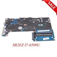 NOKOTION Laptop motherboard for HP 430 G3 440 G3 855658 601 855658 001 DAX61CMB6C0 SR2EZ I7 6500U Main board