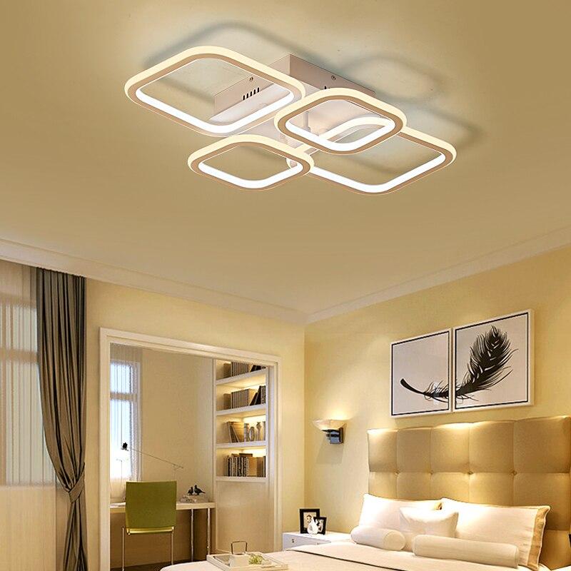 Double Glow High Brightness modern led Chandelier