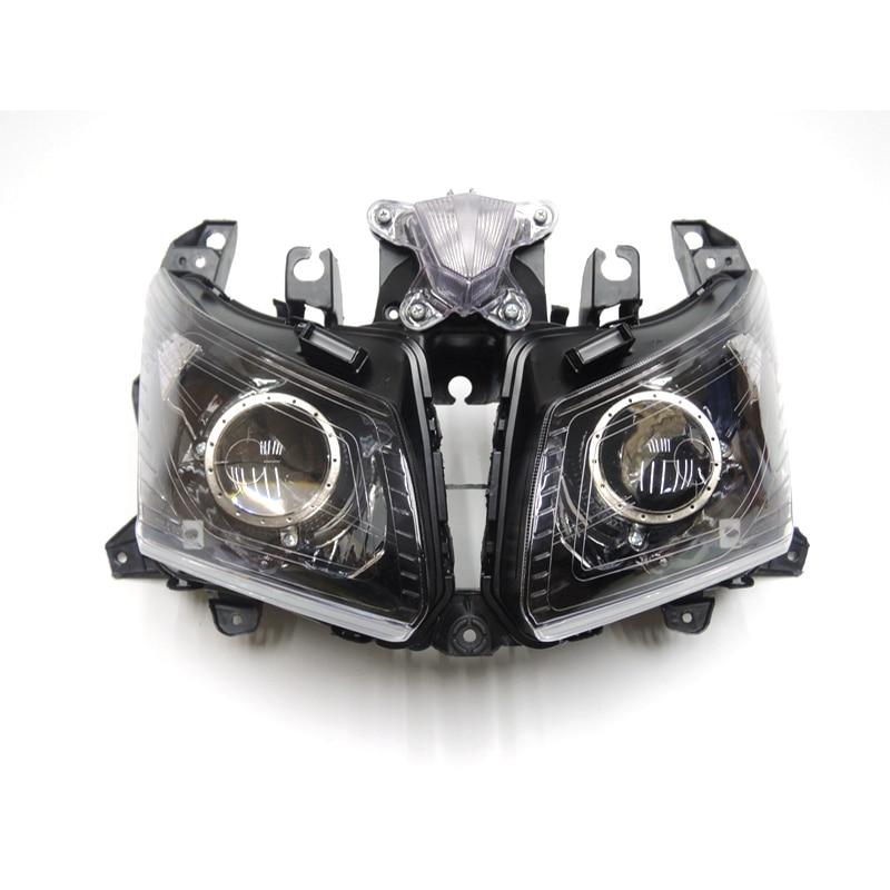 Pour Yamaha TMAX-530 Moto Phare Avant Head Light Phare Pour TMAX530 TMAX 530 2012 2013 2014
