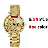 Tipo V290 Relógio Personalizado Sobre 50 Pcs Min Encomendar Uma Cor (A Quantidade Maior  Mais Barato No Total)|Relógios femininos| |  -