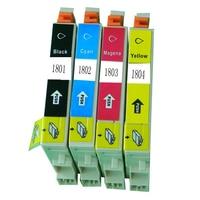 T1801 Ink Cartridge For Epson XP30 XP102 XP202 XP205 XP305 XP405 XP225 XP322 XP325 XP422 XP425