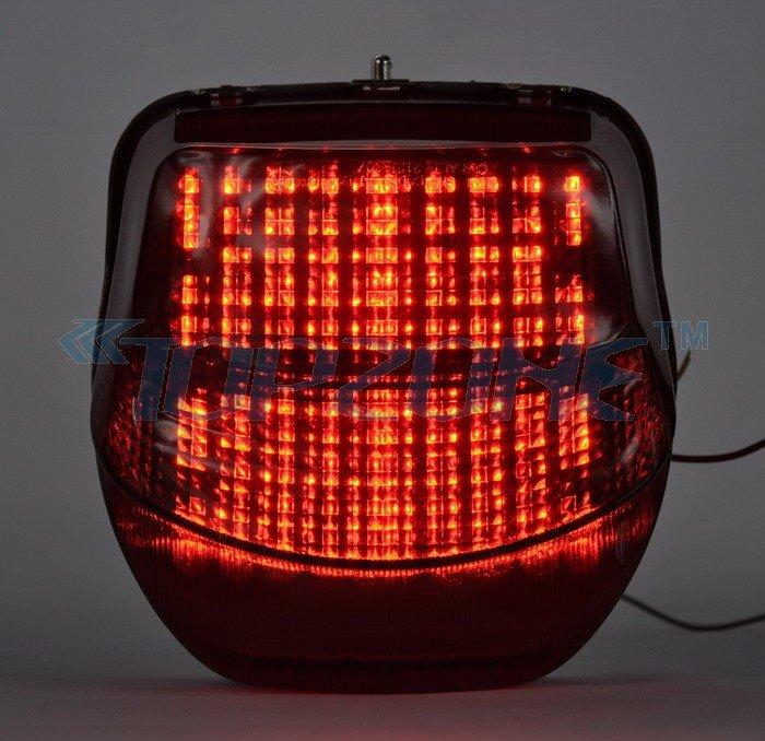 LED BrakeTail Light For HONDA CBR1100XX 99 06