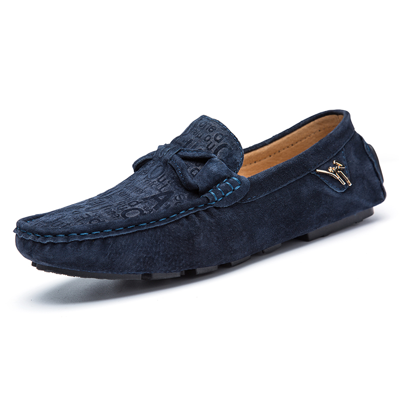 Online Buy Wholesale mens brown suede loafers from China
