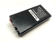 MasterFire aluminium case 6500Mah dual output 12V 5A 2 outputs jack DC lithium smart power CCTV CAM battery pack