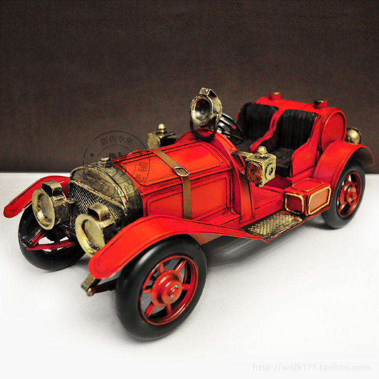Best Collection Retro Iron Metal Craft 1910 Ford T type Vintage ...
