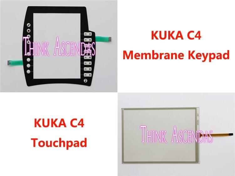 5pcs New KUKA C4 KRC KRC4 KR C4 00-189-002 Membrane Keypad / Touchpad накладной светильник preciosa brilliant 25 3305 002 07 00 00 40
