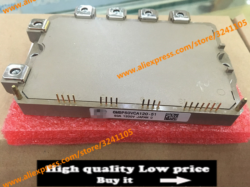 Free Shipping New And Original  6MBP50VCA120-51  Module