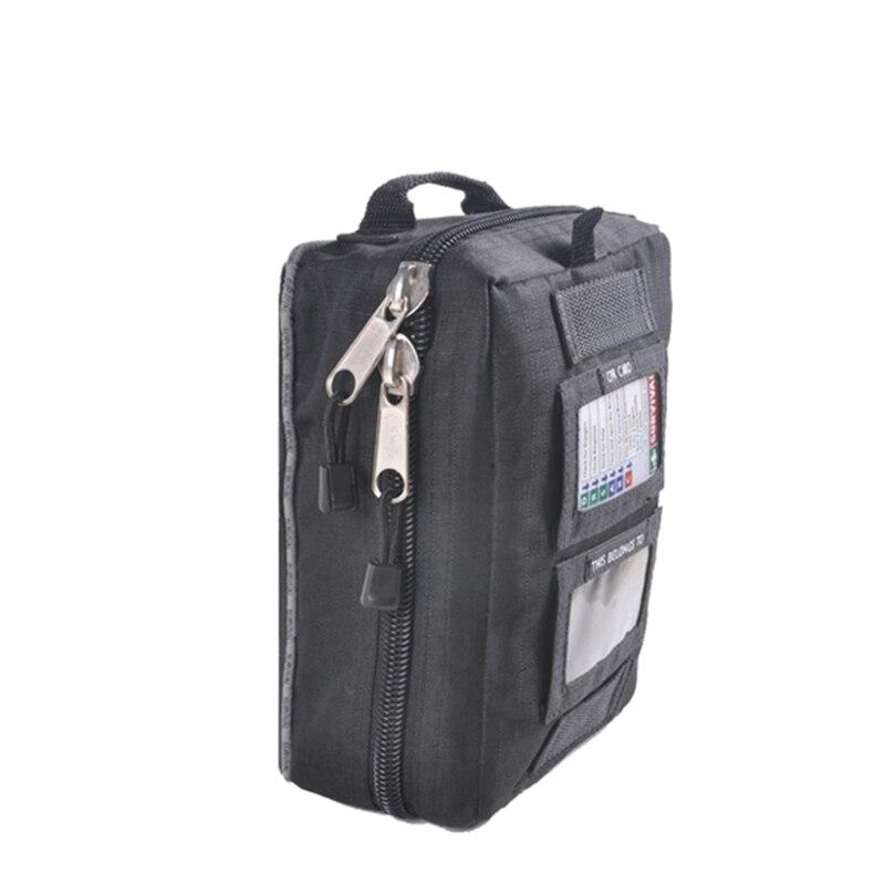 Haute qualité moyen vide ménage multi-couche trousse de premiers soins en plein air sac de voiture sac de premiers soins survie Medine voyage sac de sauvetage - 6