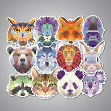 71pcs Mixed funny Starry Sky and Animal stickers Home decor on laptop sticker decal fridge skateboard