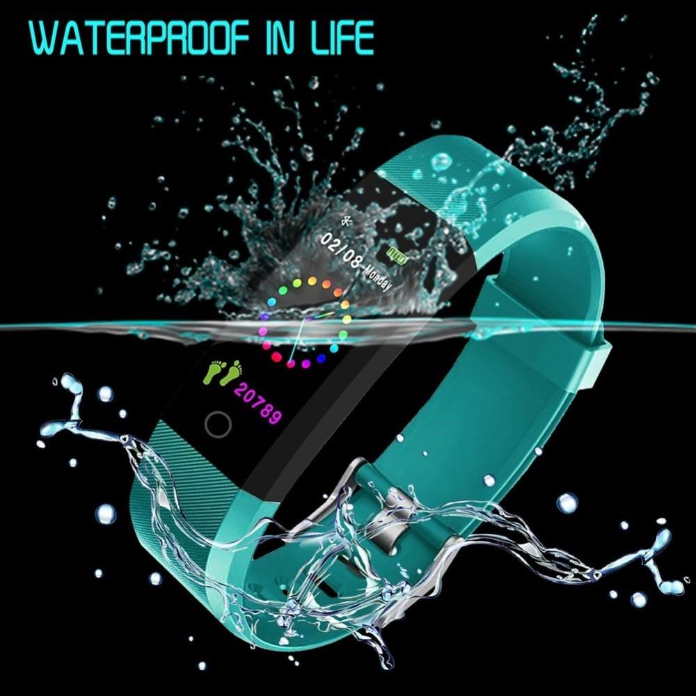 Original Waterproof Smart Bracelet Watch Heart Rate Fitness Tracker Smart band for Xiaomi Mi Band 2 3 Huawei Honor Band 4Original Waterproof Smart Bracelet Watch Heart Rate Fitness Tracker Smart band for Xiaomi Mi Band 2 3 Huawei Honor Band 4