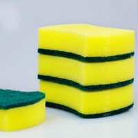 100 pcs Cleaning sponge eraser for Kitchen office bathroom Dish Washing cleaning Melamine clean new arrival lch