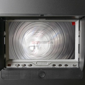 """Image 3 - Pipe Inspection Camera System Equipment Pipe Sewer Camera With DVR Function 7"""" LCD Monitor 20m Cable 1000TVL Night Vision"""