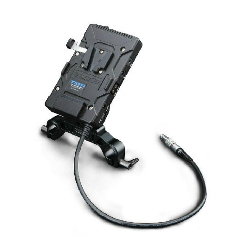 Tilta Pro V замок/Антон крепление Батарея плиты Мощность питания Системы для RED ONE MX камеры 19 мм стержни адаптер