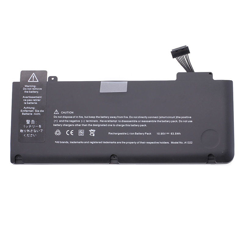 Laptop font b Battery b font For Apple MacBook Pro 13 Unibody A1322 A1278 2009 2010
