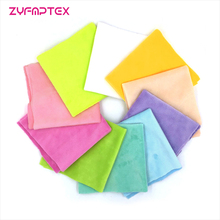 ZYFMPTEX New Arrival Cheapest 25x25cm 1Pcs Plush Fabric Polyester Cloth Felts DIY Bundle For Sewing Dolls Crafts Free Shipping