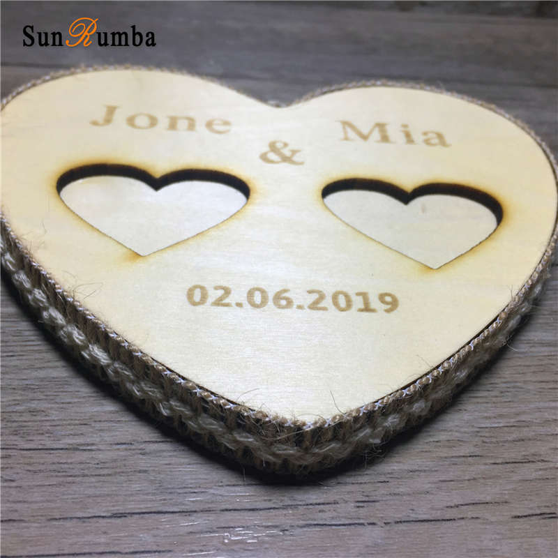 custom ring pillow MUW-291-04
