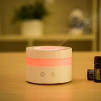 100ml Mini Aroma Diffuser Ultrasonic Humidifier With Changing 7 Color LED Lights Electric Essential Oils Aromatherapy