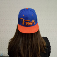 2016 Children NY Letter Baseball Cap Sons Bones Snapback Hip Hop Fashion Flat Hat For Kid