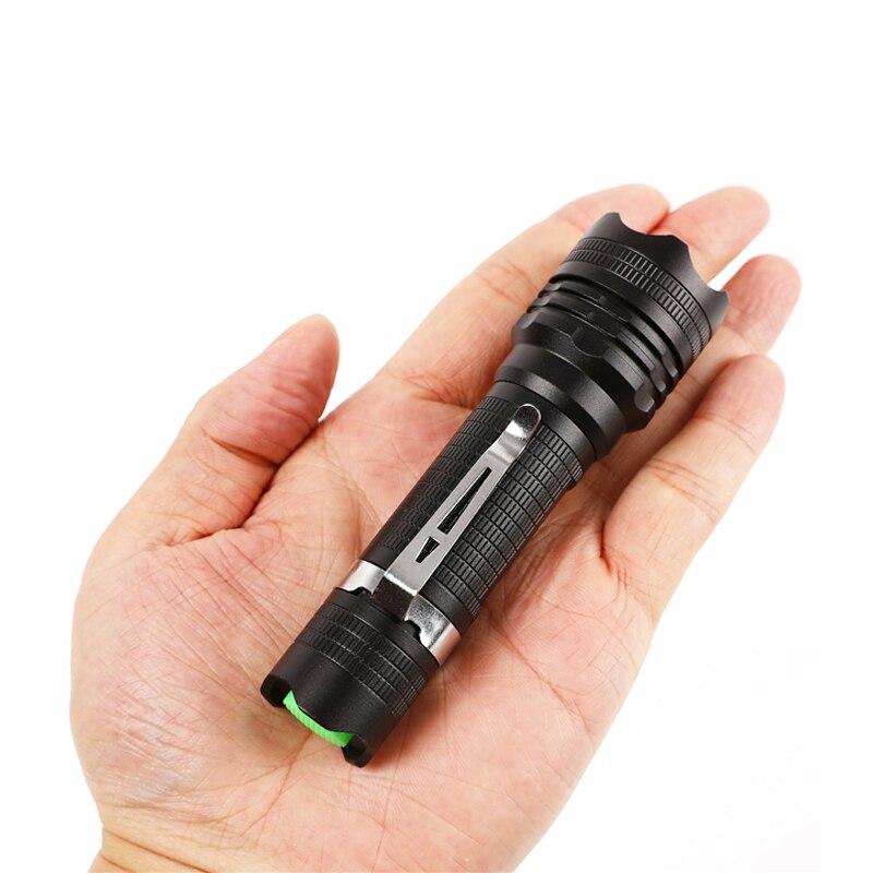 Яркий тактический фонарь, светодиодный ночник фонарик-тактический фонарик высокой мощности, Масштабируемые для аварийного Отдых на природ...