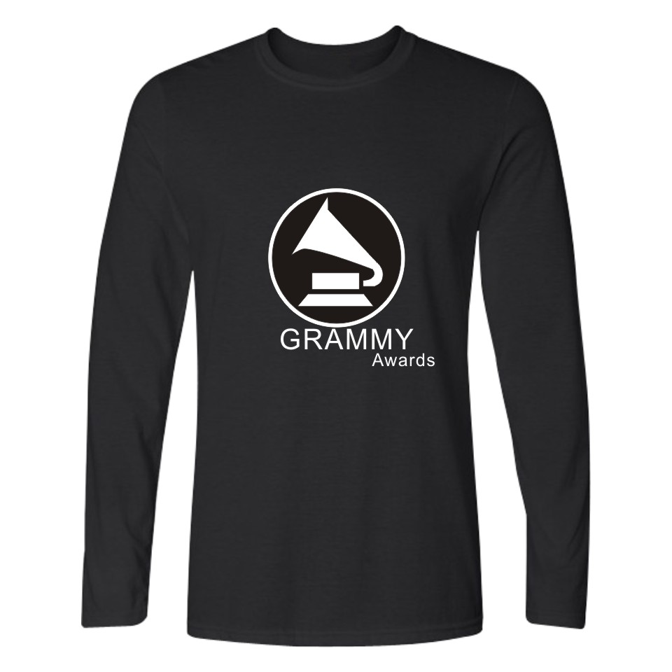 The Oscars Awards TShirt With Long Sleeve Casual Cotton Plus Size For Men And New Print Grammy LongSleeve TeeShirt Women Clothes
