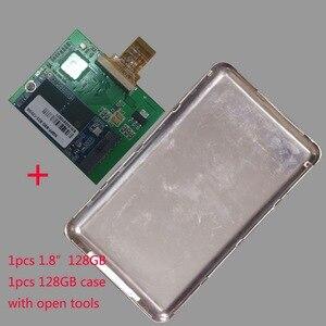 """Image 4 - Für iPod classic 128 GB 1,8 """"kurze SSD Chip mit fall ersatz für MK8022GAA MK1231GAL MK1634GAL und für iPod video"""