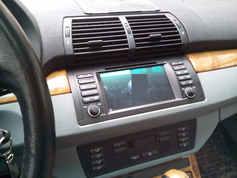 E39 E53 CAR DVD ANDROID 1 DIN CAR GPS BMW (2)