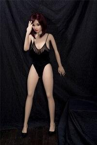 Image 2 - 157cm #Hellen TPE with Metal skeleton sex dolls real masturbator vajina love dolls male sex dolls for women Lifelike vagina