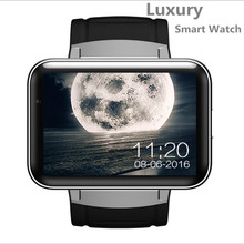 Fashion 3G WCDMA Bluetooth Smart Watch Phone Android OS Smartwatches 2G GSM Calling Waterproof Smart Watch Ultra-Long Standby