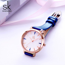 Shengke Fashion Watch Watches Colorful C