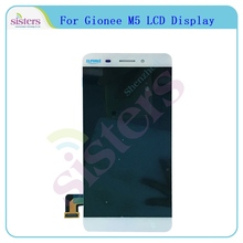 Original For Gionee M5 LCD Display With Touch Screen Digitizer Assembly Replacement Parts M