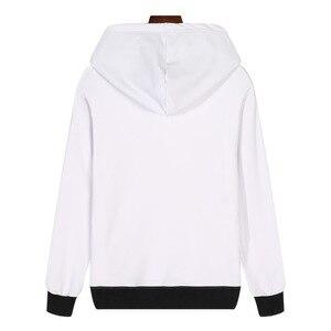 Image 5 - Kawaii Neko Baka Anime Hoodies 패션 남성 여성 스웨터 겨울 Streetwear 힙합 Hoody Tracksuit Sportswear GA1080