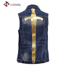 Ready Player One Cosplay Costume Wade Watts Parzival Vest OASIS Hot Movie 2018 New Arrival CosDaddy